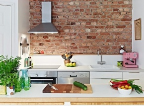 Project #1.2 Stefano's apartment{kitchen}