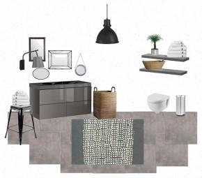 Project #1.4 Stefano's apartment{bathroom}