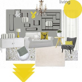 Project #2.2: the Suite Apartment {living}